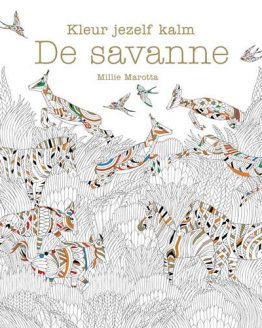 De Savanne - Millie Marotta